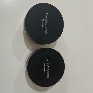 bareMineral original mineral powder